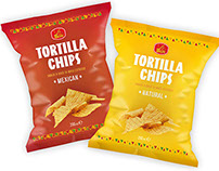 Le Bon // Tortilla Chips