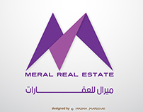 Branding Of Meral Real Estate Qatar