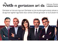 Campaña EITB Informativos
