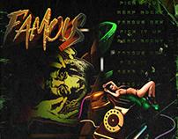 PICK IT UP - FAMOUS DEX, A$AP ROCKY ALBUM ARTWORK CONC