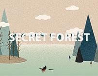Motion Graphic | Secret Forest