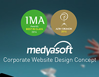 Medyasoft Web Site