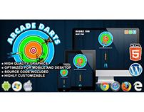 HTML5 Games: Arcade Darts