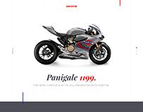Concept Ducati Panigale 1199 Martini