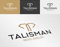 Talisman Men's Jewelry Logo