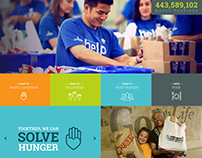 Responsive Website for Regional Food Bank