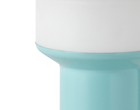 Neny table lamp for Colours