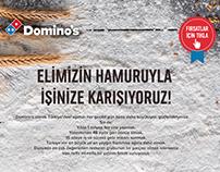 Domino's Franchise Fırsatları