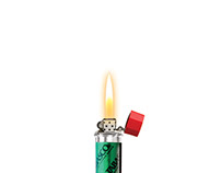 Tabasco Lighter