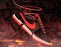 Nike SB 'Lava'