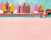 Illustration for DRESS JAPAN