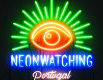Neonwatching - Logo Design