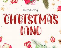 Christmasland | Free Font