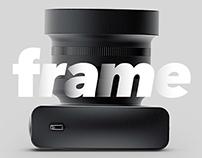 FRAME Camera System