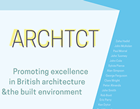 ARCHTCT: Conference branding