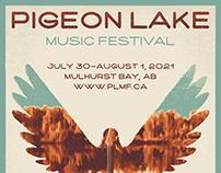 Pigeon Lake Music Festival 2021 / Identity