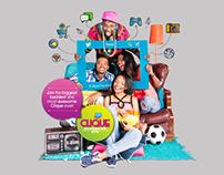 Zamtel Zambia: Clique Campaign