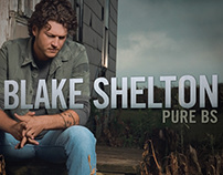 Blake Shelton Pure BS