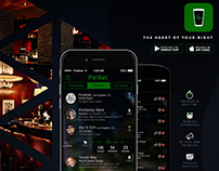 Nightlife Events Promotion App