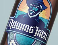 Rowing Jack custom label
