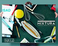 Mixtura. XXI Jornadas de Arquitectura y Diseño.