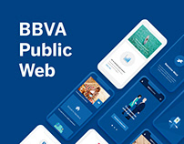 BBVA Public Web