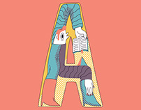 The ReadersAlphabet