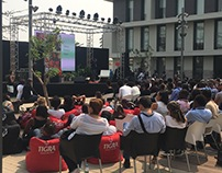 TIGRA Beer at TEDxLuanda (Angola)