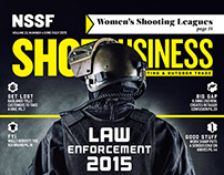 Shot Business covers