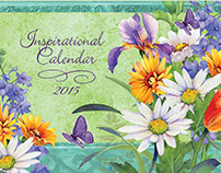 American Legion Auxiliary Direct Mail Calendar
