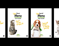 Vital Petfood Group. Brochures