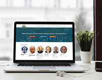 Russian Energy Forum website