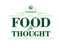 Nedbank Food for Thought | Design and Copy Craft