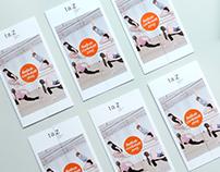 Ballettwerkstatt - Print Campaign