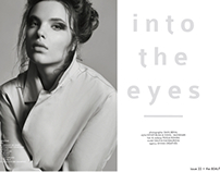 Into The Eyes-Dreamingless Magazine(U.K),May2016