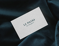 Le Patio du Fouquet — Identity
