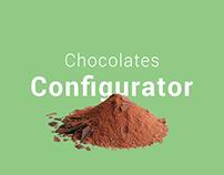 Interface configurator chocolates