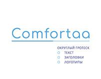 Comfortaa font | site