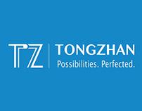 Tongzhan Brand Identity Design