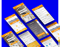 UX / UI design application mobile IOS / Android