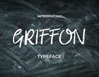 Griffon Chalk Typeface