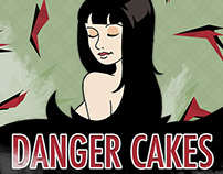 Danger Cakes Personal Project