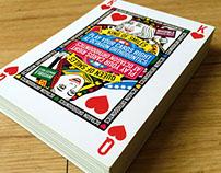 Octagon Orthodontics - Playing Card Flyer