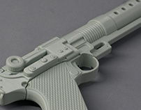 A180 blaster pistol