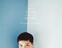 Ocean Wong - 攝影師個人形象建立