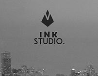 INK STUDIO. - Logo Branding