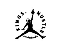 King Hustle Logos