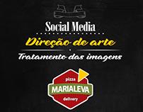 Social Media - Maria Leva Delivery