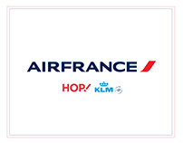 AIRFRANCE • Street Marketing Event
