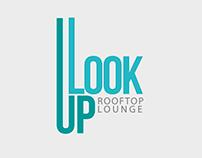 Le Ville - LookUp Rooftop Bar Branding
